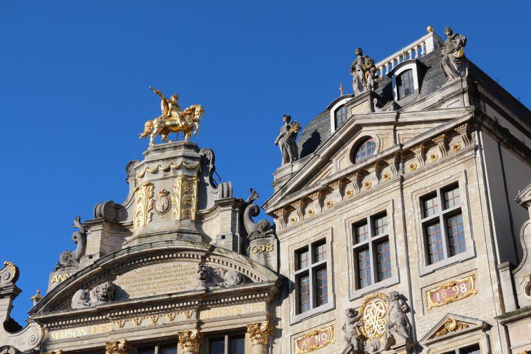 Maison des Brasseurs Grande Place Brussels