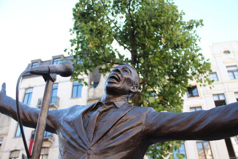 Jacques Brel Brussels Bruselas
