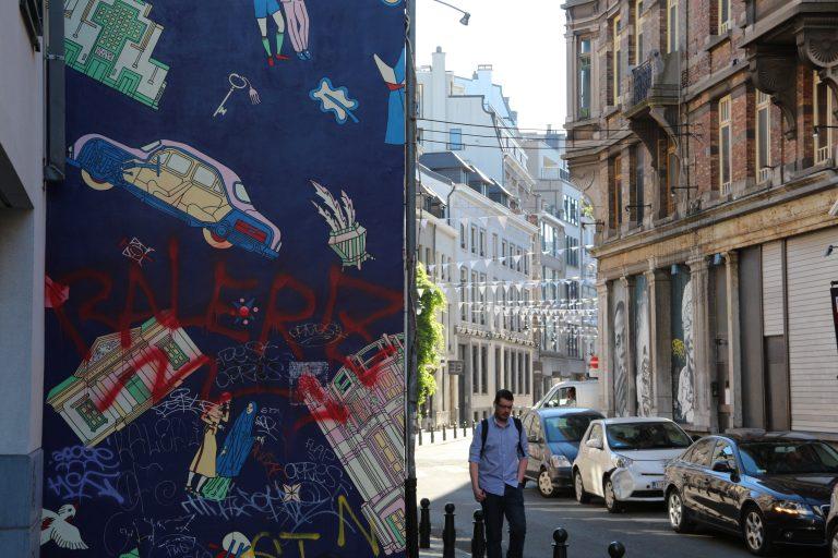 Brussels Walk