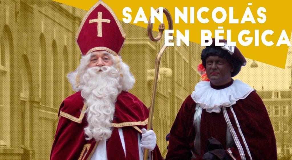 San Nicolás en Bélgica